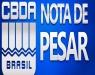 CBDA - Nota de Pesar - Dulce Gomes Pinto Peixoto