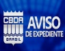 CBDA - Aviso de expediente - Carnaval 2018