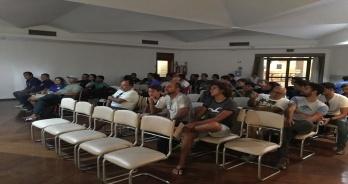 Congresso técnico abre Campeonato Brasileiro de Maratonas Aquáticas