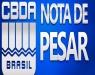 CBDA - Nota de pesar – Bebeto de Freitas