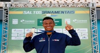 Penúltimo dia do Troféu Brasil de Saltos Ornamentais termina com surpresas positivas