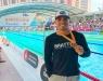 Natação - Bruno Fratus conquista o bronze na etapa de Barcelona do Circuito Mare Nostrum