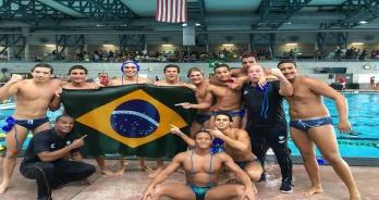 Brasil arremata título e vice-campeonato nos EUA
