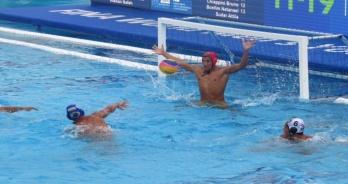 Brasil vence Egito no Campeonato Mundial sub-18 de Pólo Aquático