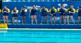 Brasil encerra Mundial sub-18 de Pólo Aquático com a 11ª colocação