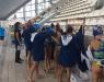 Pólo Aquático - Brasil vence a Sérvia e enfrentará a África do Sul pelo 13º lugar