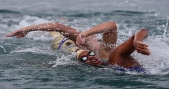 Seleção brasileira disputa etapa da Copa do Mundo de Maratonas Aquáticas