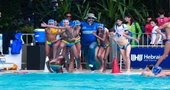 ABDA vence Flamengo e é campeã brasileira interclubes sub-13 de Pólo Aquático