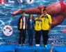 Saltos Ornamentais - Brasil conquista ouro, prata e bronze no primeiro dia de Saltos Ornamentais do Sul-Americano