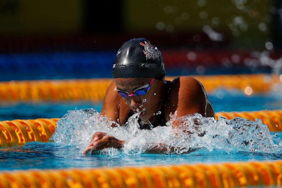 Seletiva Olimpica Brasileira de Natacao. Parque Aquatico Maria Lenk. 23 de abril de 2021, Rio de Janeiro, RJ, Brasil. Foto: Satiro Sodré/SSPress/CBDA