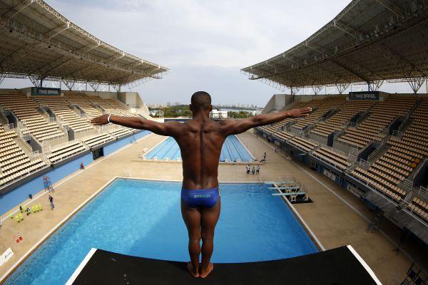Seletiva define atletas que irão ao Pré-Olímpico de Saltos Ornamentais