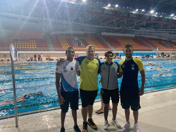 Com Ana Marcela, Brasil terá três atletas na primeira etapa do Fina Marathon Swim World Series