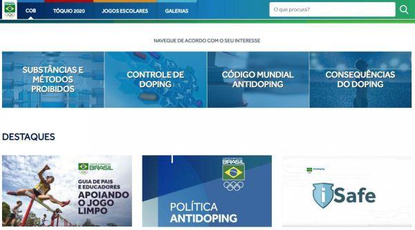 'Guia de Pais e Educadores apoiando o Jogo Limpo' é destaque da área de Educação e Prevenção ao Doping do portal do COB