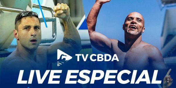 Live Especial: Reveja todos os programas especiais feitos na TV CBDA