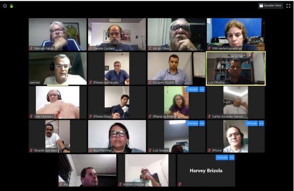 CBDA faz primeira reunião online com Federações Estaduais