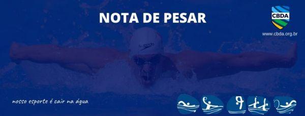 Nota de Pesar - Coaracy Nunes Filho