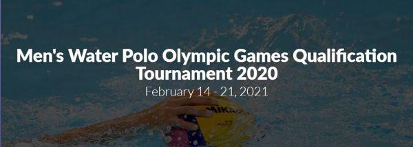 Fina anuncia nova data do Pré-Olímpico masculino de Polo Aquático