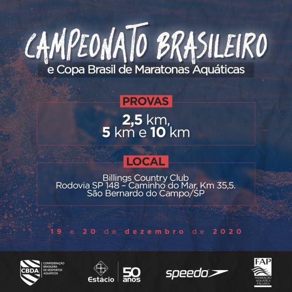 São Bernardo do Campo recebe última etapa do Campeonato Brasileiro e Copa Brasil de Maratonas