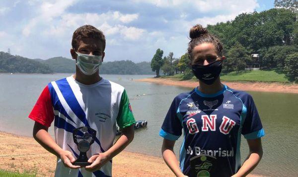 Henrique Figueirinha vence prova de 10 km do Campeonato Brasileiro de Maratonas; irmãs Jungblut fazem dobradinha no feminino