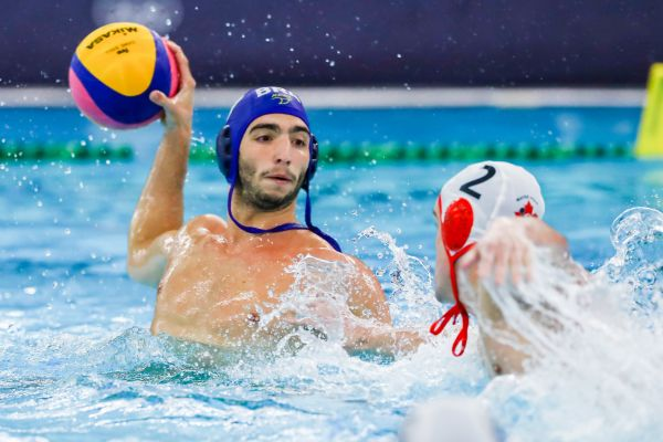 Brasil é derrotado pela Grécia no Pré-Olímpico de Polo Aquático