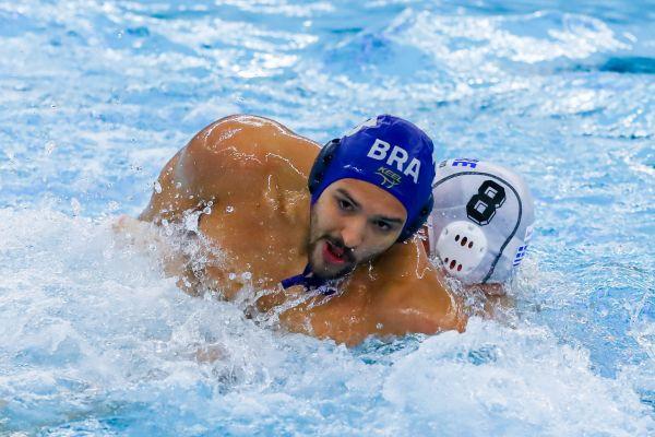 Brasil perde para Montenegro pela terceira rodada do Pré-Olímpico