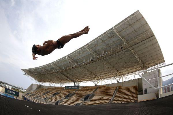 Seletiva de Saltos Ornamentais definirá atletas para o Pré-Olímpico e Sul-Americano