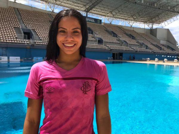 Ingrid Oliveira, Isaac Souza e Ian Matos alcançam índice A para Copa do Mundo de Saltos Ornamentais