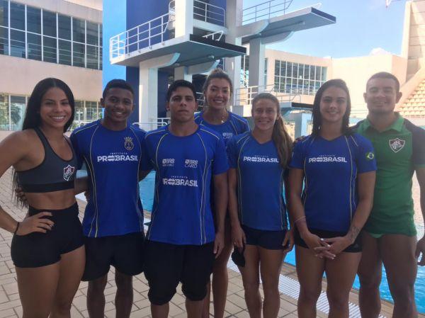 Seletiva define equipe brasileira para a Copa do Mundo - Torneio Pré-Olímpico de Saltos Ornamentais
