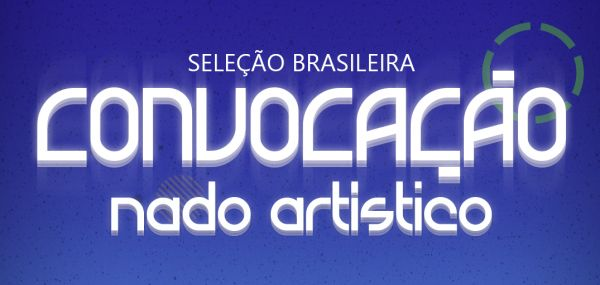 Seleção brasileira de Nado Artístico é convocada para disputa do Sul-Americano