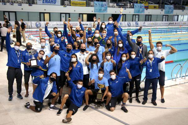 Sul-Americano Dia #04: Brasil encerra Natação como líder do quadro de medalhas