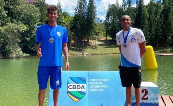 Guilherme Costa e Allan do Carmo serão os representantes do Brasil no Pré-Olímpico de Maratonas