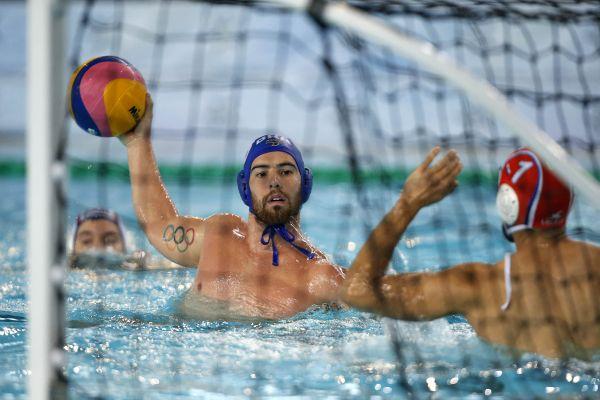 Sul-Americano Dia #06: Seleção masculina goleia duas vezes na estreia do Polo Aquático