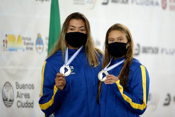 Sul-Americano Dia #07: Brasil conquista medalhas nos Saltos Ornamentais e nas Águas Abertas