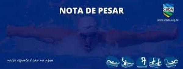 Nota de Pesar - Professor Henrique Marcio Alves Pereira