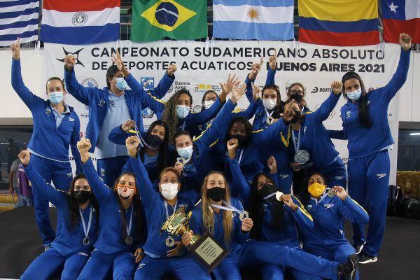 Sul-Americano Dia #11: Polo feminino é campeão, e Brasil encerra Sul-Americano com 62 medalhas conquistadas