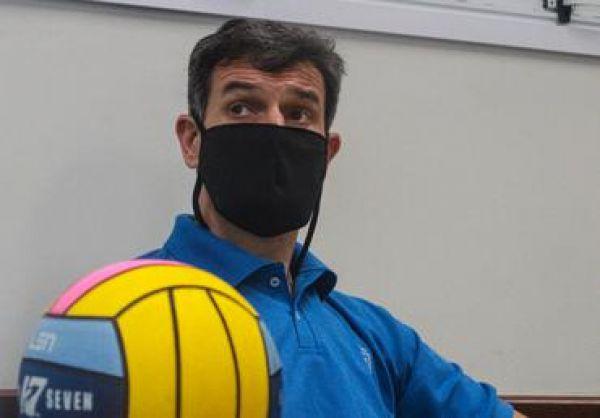 Alessandro Checchinato é o novo diretor de Polo Aquático da CBDA
