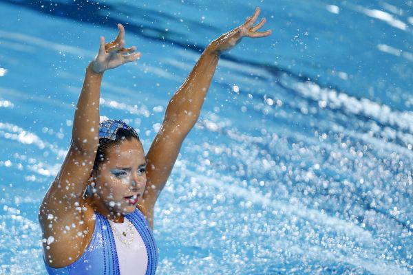 Brasil conquista sete medalhas no Campeonato Pan-Americano Junior de Nado Artístico