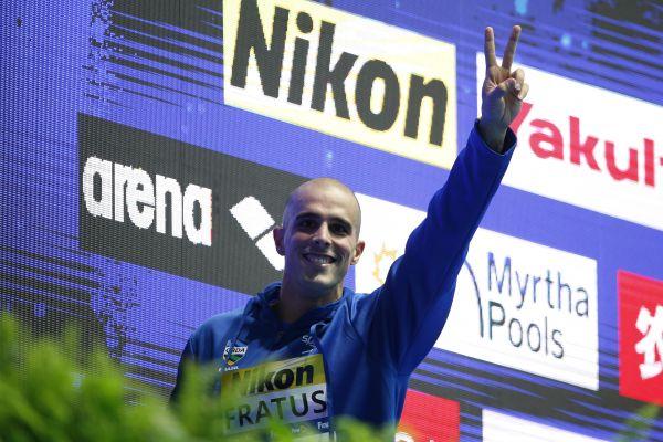 Bruno Fratus conquista mais uma medalha de ouro no Circuito Mare Nostrum