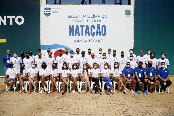 Seleção Olímpica de Natação é convocada para Torneio Settecolli; veja lista