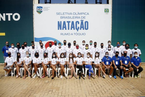 Seleção Olímpica Brasileira de Natação é convocada para Tóquio 2020