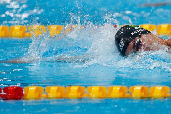 Fernando Scheffer vai à final dos 200m livre; Revezamento 4x100m livre termina em oitavo