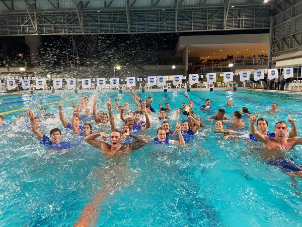 Minas Tênis Clube é campeão do Troféu José Finkel 2021