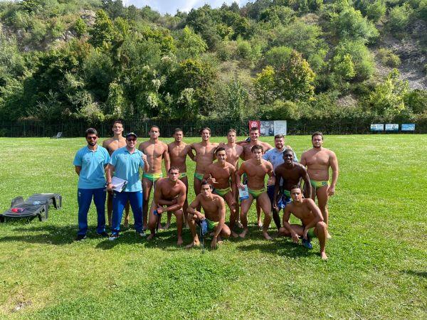 Seleção sub-20 vence África do Sul e garante 10º lugar no Mundial JR de Polo Aquático