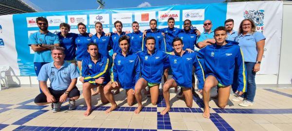 Brasil encerra Mundial Jr de Polo Aquático com segunda melhor colocação na história