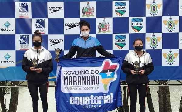 Carol Hertel e Henrique Figueirinha vencem prova de 10 km do Campeonato Brasileiro