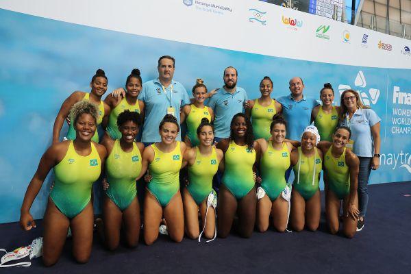 Brasil vence Argentina e encerra Campeonato Mundial Jr na 9ª colocação