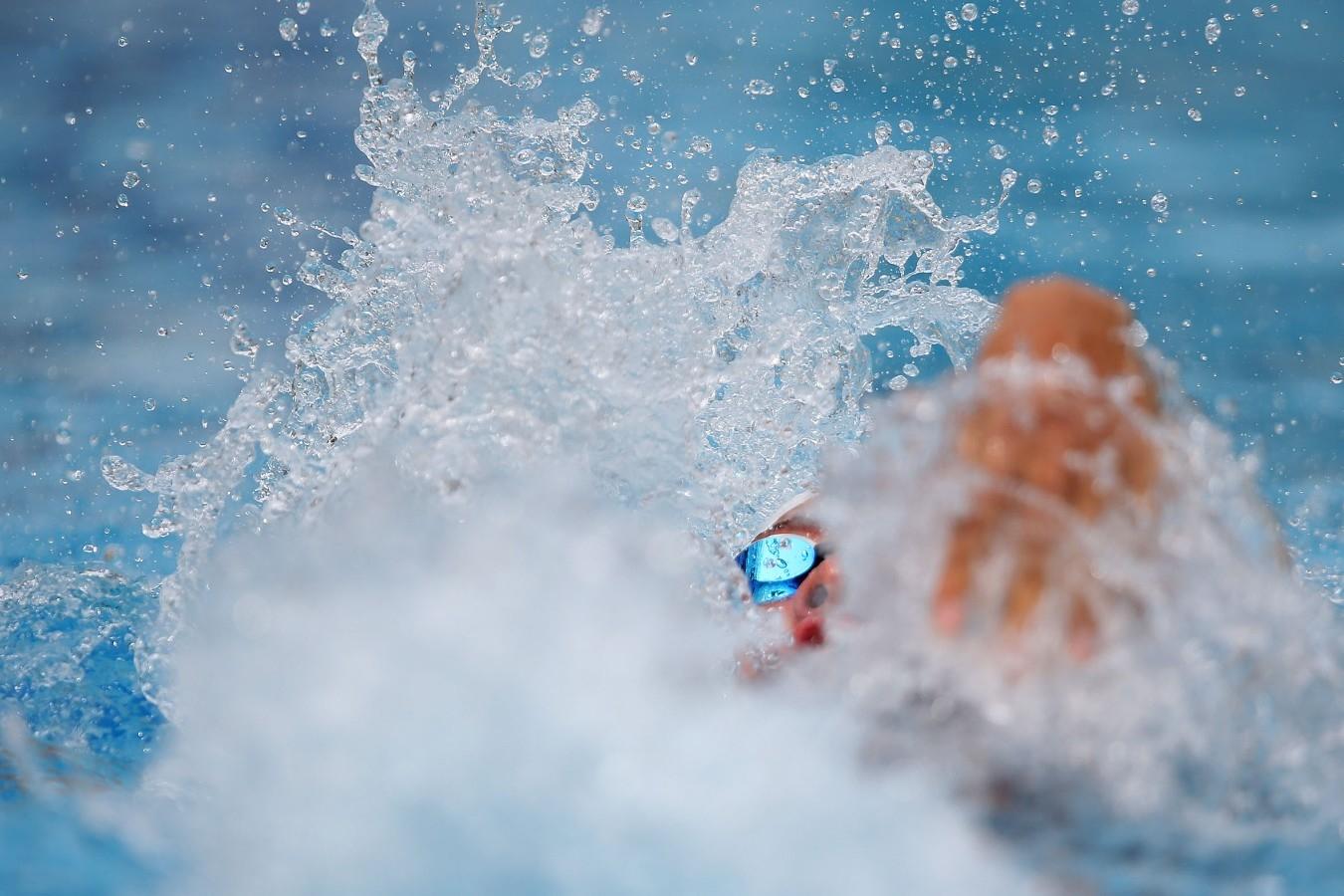 Brandonn Almeida. Trofeu Maria Lenk. Parque Aquatico Maria Lenk. 04 de Maio de 2017, Rio de Janeiro, RJ, Brasil. Foto: Satiro Sodré/SSPress/CBDA