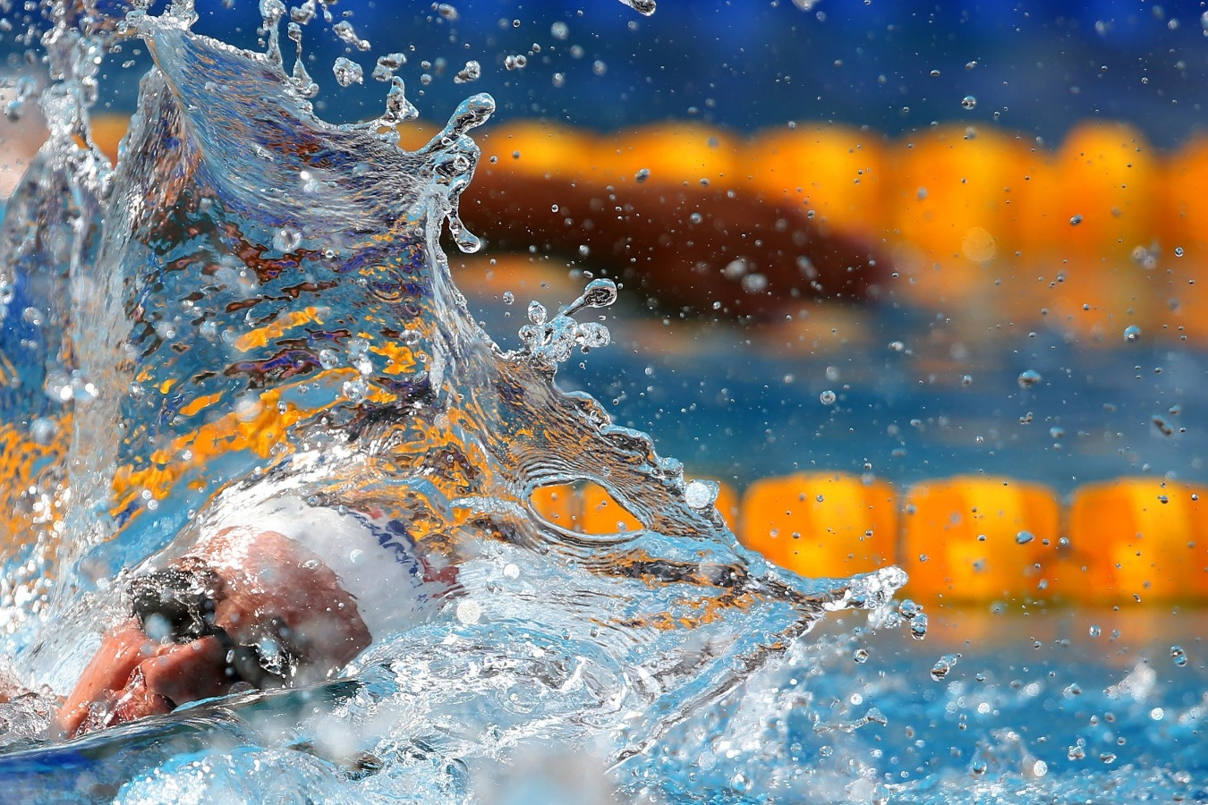 Gabrielle Roncatto. Trofeu Maria Lenk. Parque Aquatico Maria Lenk. 05 de Maio de 2017, Rio de Janeiro, RJ, Brasil. Foto: Satiro Sodré/SSPress/CBDA