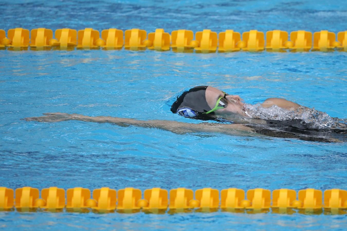 Natalia de Luccas. Trofeu Maria Lenk. Parque Aquatico Maria Lenk. 04 de Maio de 2017, Rio de Janeiro, RJ, Brasil. Foto: Satiro Sodré/SSPress/CBDA