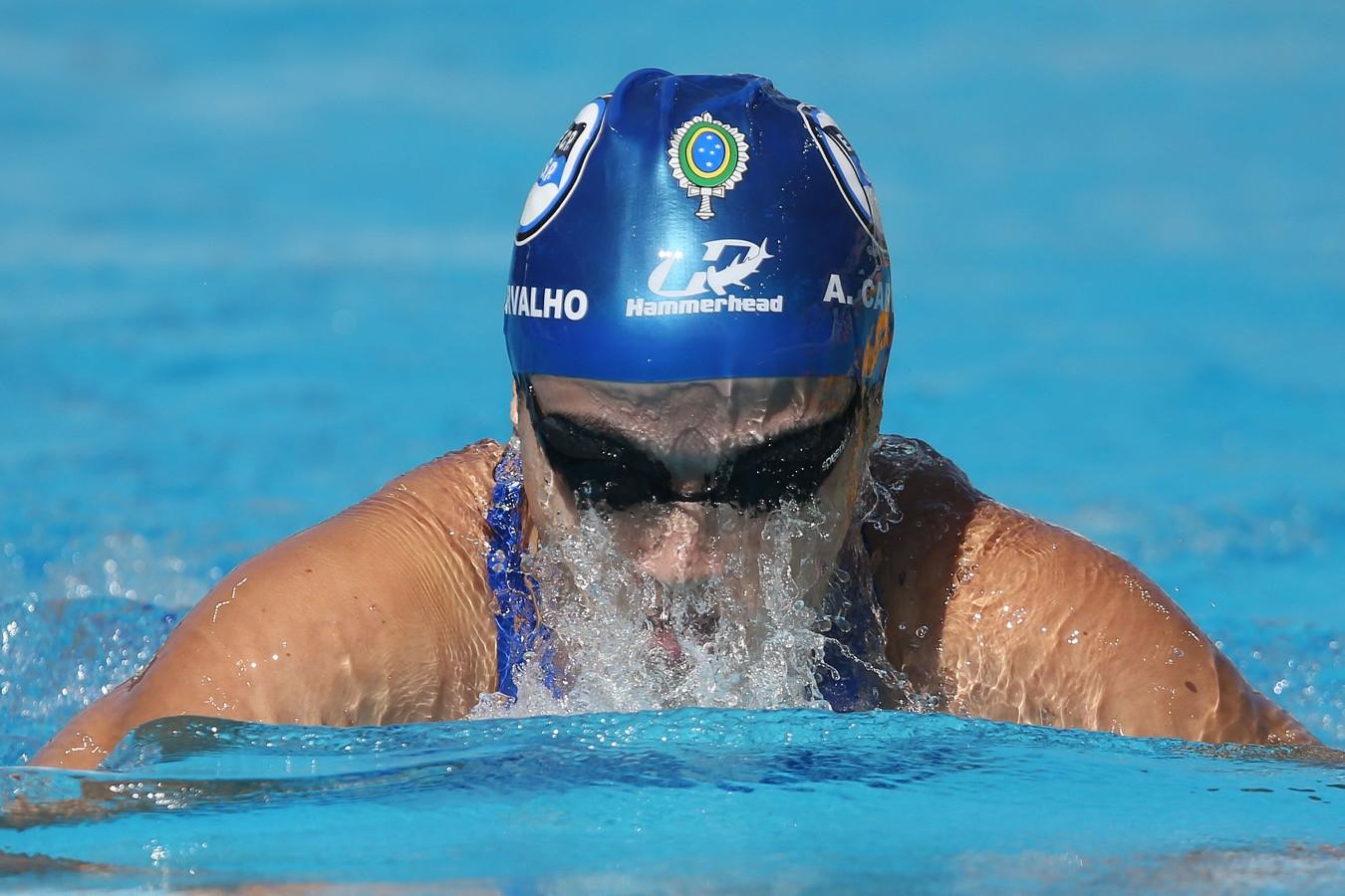 Ana Carla Carvalho. Trofeu Maria Lenk. Parque Aquatico Maria Lenk. 06 de Maio de 2017, Rio de Janeiro, RJ, Brasil. Foto: Satiro Sodré/SSPress/CBDA